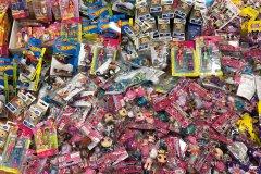 Sequestro di giocattoli