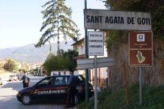 Carabinieri di Sant'Agata dei Goti