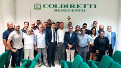 Gerardo Dell'Orto nuovo direttore di Coldiretti Benevento