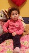 Gaia Garofano compie 2 anni
