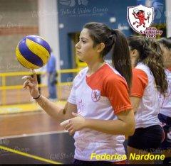 Federica Nardone - ASD SG VOLLEY