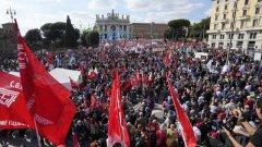 Roma. In 200.000 contro tutti i fascismi
