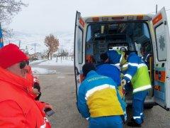 Ambulanza del 118 (foto di archivio)