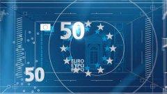 La Bce lancia la nuova banconota da 50 euro
