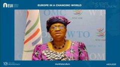 Ngozi Okonjo-Iweala, Direttrice Generale del World Trade Organization (WTO)
