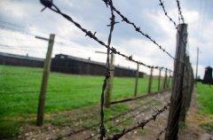 Filo spinato campo di concentramento