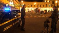 Salerno. Controlli della Guardia di Finanza