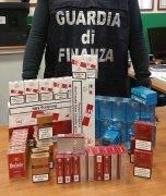 Salerno. Guardia di Finanza: lotta al contrabbando di sigarette