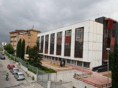 Benevento - La sede dell'Asl in Via Mascellaro