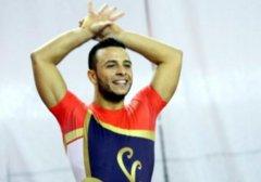 L'atleta Antonio Lollo