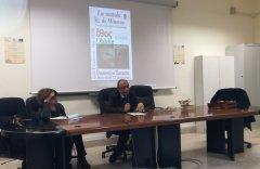 La nottola di Minerva - incontri filosofici del Liceo Giannone, lectio del professor Domenico Taranto