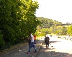 Giornata ecologica - Santa Clementina