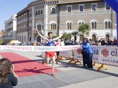 Andrea Falasca Zamponi vince la Strabenevento 2017