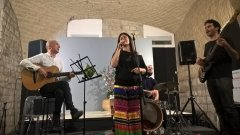 Serata di musica brasiliana al museo arcos