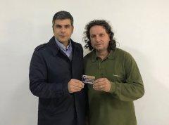 Luca Ricciardi e Raffaele Riccio
