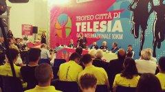Pres. XII trofeo citta' Telesia