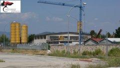 Il sito industriale passato all'Agenzia per i Beni Confiscati