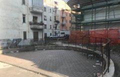 Ripristinata condizione di pericolo in via Vitelli: IO X Benevento ringrazia il Comune