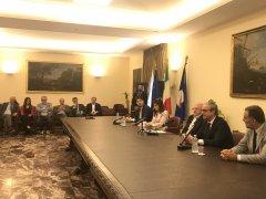 Firmato accordo in Regione per sostenere le farmacie rurali