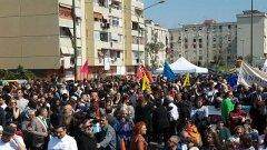 Napoli, Ponticelli: in trentamila al corteo anticamorra
