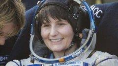 Spazio. Samantha Cristoforetti prima donna europea al comando della ISS