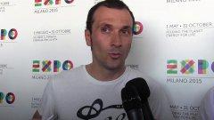 Ciclismo. Ivan Basso all'Expo dopo il tumore: