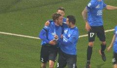 Highlights Serie B. Novara 1-0 Benevento
