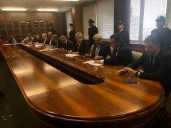 Lotta ai crimini ambientali, firma accordo interistituzionale