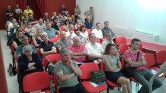 Platea seminario BIM