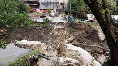 Alluvione Sannio ottobre 2015
