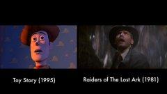 Cinema. Toy Story: il tributo Pixar ai capolavori del cinema
