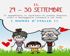 Festa dei Nonni e dei Nipoti