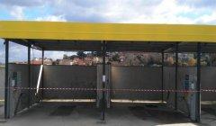 San Martino Sannita i Carabinieri Forestali di Benevento sequestrano autolavaggio