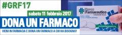 Giornata di raccolta del Farmaco #GRF17