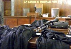 Tribunale. (foto di repertorio)