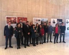 Visita alla Banca d'Italia e all'Ambasciata della Slovacchia in Italia degli studenti Unifortunato
