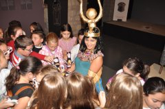 Caccia al tesoro nel Tempio di Iside