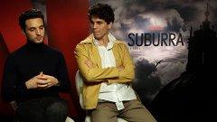 Suburra - La serie, Valdarnini e Ferrara criminali da strapazzo