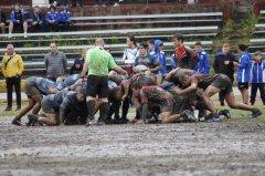 Rugby. Semifinale Under 18 Partenope-Colleferro / Foto Antonio De Maria
