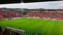 Semifinale Perugia - Benevento