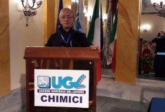 Alberto Lombardi segretario provinciale UGL Chimici di Benevento
