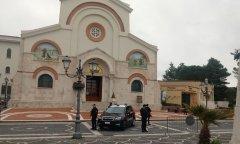 Antiterrorismo a Pietrelcina