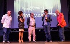 Vestoso riceve Premio Comicron